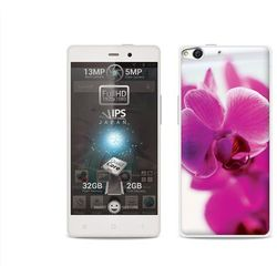 Foto case - allview x1 soul - etui na telefon foto case - fioletowa orchidea od producenta Etuo.pl