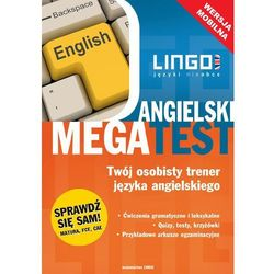 Angielski. Megatest. Wersja mobilna - Anna Treger (Lingo)