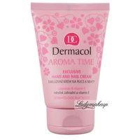 Dermacol - Aroma Time - Ekskluzywny krem do rąk i paznokci - 4366A z kategorii Kremy do rąk