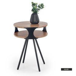 Halmar Selsey stolik kawowy denmark o średnicy 45 cm (5903025292656)