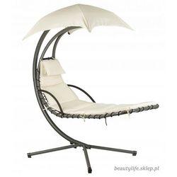Goodhome Leżanka huśtawka ogrodowa hamak fotel wiszący kosz (5903089063872)