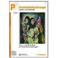 Humor in der Behandlung von Persönlichkeitsstörungen Kernberg, Otto F. (9783794527243)