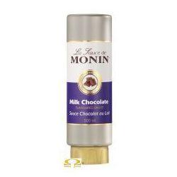 Oryginalny Sos Monin Mleczna Czekolada 0,5l