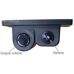 Kamera cofania + czujnik cofania, 2 w 1, kamera samochodowa, czujnik parkowania, CP21/C712 od MDH-SYSTEM