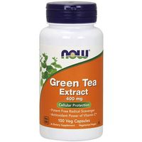 NOW Green Tea Extract 400mg - 100vegcaps