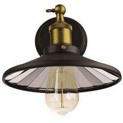 Cosmo light Kinkiet lampa ścienna led rotterdam w01161bk mir (5902115960161)
