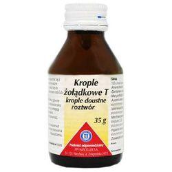 Krople żołądkowe T 35 g - produkt farmaceutyczny