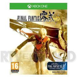 Final Fantasy Type-0 - gra Xbox One