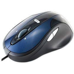 MYSZ OPTYCZNA MC-910 NIEBIESKO-CZARNA (mysz)