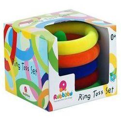 Kółka do rzucania, zestaw do zabawy, Rubbabu z kategorii zestawy zabawek