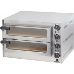 Piec do pizzy - jednokomorowy - 410x370x90mm   2000w wyprodukowany przez Casselin