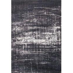 Czarno biały dywan nowoczesny white on black marki C&m