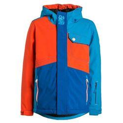Dare 2B ROUSE UP Kurtka narciarska trail blaze/methyl blue/oxford blue - produkt z kategorii- kurtki dla dzieci