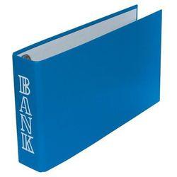Donau Segregator bankorder, 1/3 a4, 30mm, niebieski