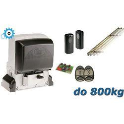 XL Zestaw CAME BX78 do 800kg - komplet - 4mb listwy zębatej z kategorii automatyka do bram