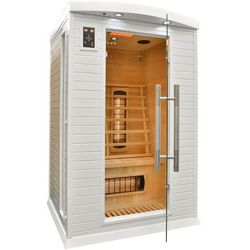 Sauna infrared + koloroterapia DH2 GH White (5902425322444)