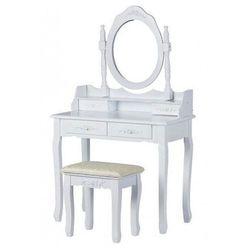 Romantyczna toaletka Melinda 4X