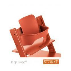 Nakładka STOKKE TRIPP TRAPP BABY SET - lava orange