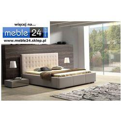 Łóżko małe do sypialni ALIS 80x200 cm / 90x200 cm / 100x200 cm