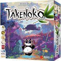 Takenoko, kup u jednego z partnerów