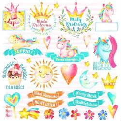 Magiczna kartka Zestaw papierów kraina słodkości 30,5x30,5 cm
