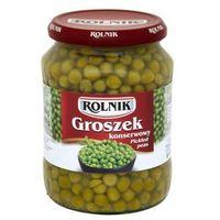 Groszek konserwowy 720 ml  marki Rolnik