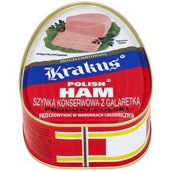 455g szynka konserwowa wyprodukowany przez Krakus