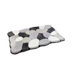 Awd interior dywanik łazienkowy kamienie odcienie szarości awd02160779