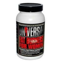 Universal Fat Burners For Women 120tab. (redukcja tłuszczu)