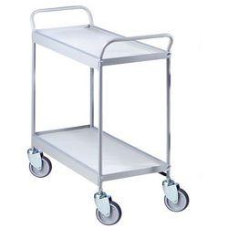 Wózek serwisowy,pow. ładunkowa 670 x 380 mm, nośność 75 kg