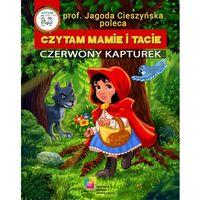 CZYTAM MAMIE I TACIE CZERWONY KAPTUREK JAGODA CIESZYŃSKA NOWA