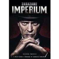 Galapagos films Zakazane imperium, sezon 3 (5 dvd) (7321909325593)