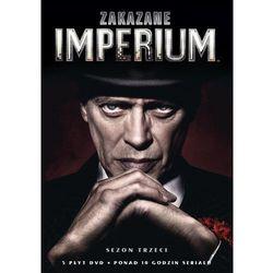 ZAKAZANE IMPERIUM, SEZON 3 (5 DVD) (film)