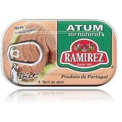 Portugalski stek z tuńczyka w sosie własnym  120g wyprodukowany przez Ramirez