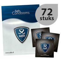 Prezerwatywy opóźniające -  performance condoms 72 szt marki Safe