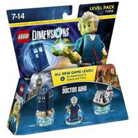 Avalanche studios Lego dimensions - doctor who level pack 71204