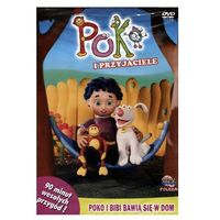 Bajka DVD Poko i przyjaciele. Poko i Bibi bawią się w dom