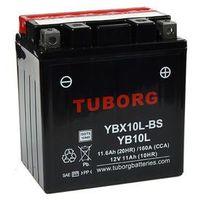 Akumulator Tuborg YTX10L-BS / YB10L-B2 YB10L-A2 10Ah 160A
