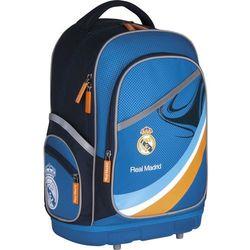 Plecak szkolny RM-43 Real Madryt + zakładka do książki GRATIS - sprawdź w wybranym sklepie