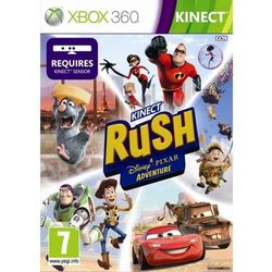 Kinect Rush A Disney Pixar Adventure, gra na X360