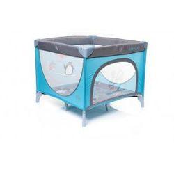4Baby Colorado kwadratowy kojec dla dzieci Blue