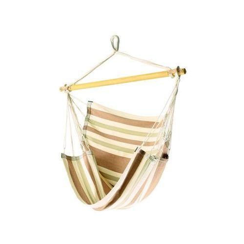Fotel hamakowy SOFA - duży wybór kolorów, brązowo-biały SOFA ze sklepu Meble.pl