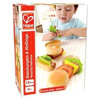 HAPE Hamburger i Hot Dog