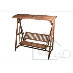 Huśtawka drewniana - 50 cm marki 1