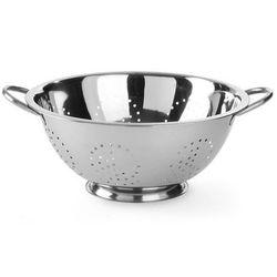 Wanna cedzakowa ze stali nierdzewnej | kitchen line | śr. 240 - 340mm marki Hendi
