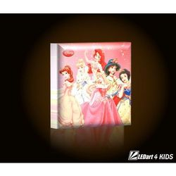 Lampka led - princess wyprodukowany przez Ledart
