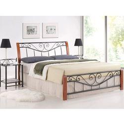 Łóżko Parma 180 Czereśnia Antyczna