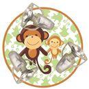 WALDI Lampa sufitowa Małpka - produkt z kategorii- Oświetlenie dla dzieci