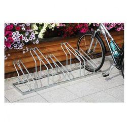 Jednostronny stojak na rowery - 6 rowerów, marki B2b partner