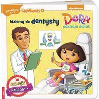 Dora poznaje świat Idziemy do dentysty - Jeśli zamówisz do 14:00, wyślemy tego samego dnia. Darmowa dostaw